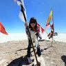 Uyuni salt lake  Fairy of the Desert