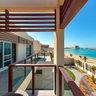 Mina Al Arab Malibu Standard Villa Balcony View West