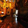 Gangaramaya Temple, Inside Vihara Geya - Colombo 02, Sri Lanka.
