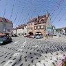 Rue Grande à Arbois (Jura)