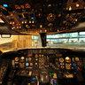 Inside the Boing 737-200