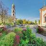 Noul Neamţ Monastery 2012 11 04 panorama 2