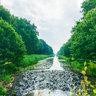 Het Kanaal Almelo-Nordhorn