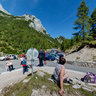 Mountain pass Vršič (1611m)