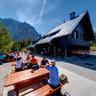 Mountain hut 'Poštarski dom'
