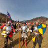 'Knights of Zelingrad' - medieval reenactment group