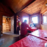 Bjelolasica - mountain refuge interior