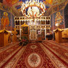 Inside The Church of The Bujoreni Monastery 2
