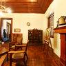 Uiz Antiga Casa de Edmundo Navarro De Andrade Sala de Estar Horto de Rio Claro Sao Paulo