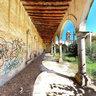 Interior de la Antigua Hacienda de la Goma Municipio de Lerdo Durango