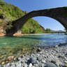 The Devil's Bridge, Lanzo