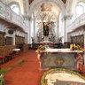 Der Erntedank Altar 2013