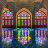 Nasir Al Mulk Mosque, Shiraz, Iran