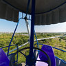 Kramatorsk. View from Ferris Wheel