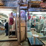 """Meatshops"" street, Old Jerusalem, Israel"