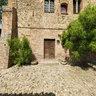 Castello di Paderna - Cortile