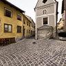 Piazzetta a Bressanone (BZ) Italy