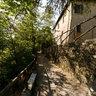 borgo medievale di Fortunago, nell'oltrepò pavese