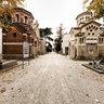 Piccoli Templi nel Cimitero Monumentale di Milano