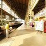 inside Gare Du Nord