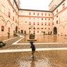 Corte del Castello Estense