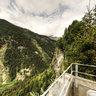 Belvedere sulla Cascata di Pianazzo