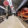 Tram e Locomotive al Museo