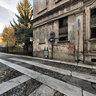 Novara, scorcio della Basilica di San Gaudenzio