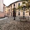 Novara, Piazza del Carmine