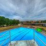 public swimming bath elze