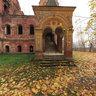 Vysokoe. Church. Autumn (2010)