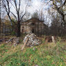 Molgino. Abandoned church (2010)