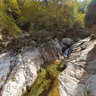 Samothraki. Fonias river, vathra