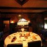 Pawnee Bill Mansion Dining Room