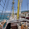 Tivat, training ship Jadran