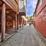 Bryggen - Unesco World Heritage Site, Bergen