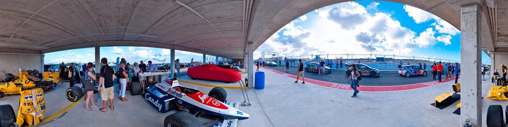 Top Gear at Bushy Park Barbados 2014