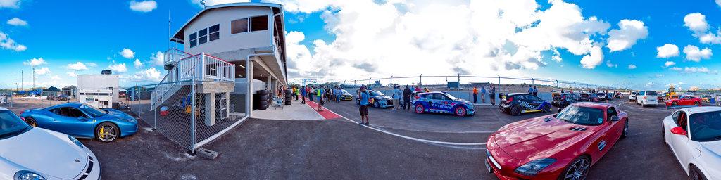 Top Gear at Bushy Park Barbados 2014 1