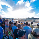 Top Gear at Bushy Park Barbados 2014 - last race from VIP