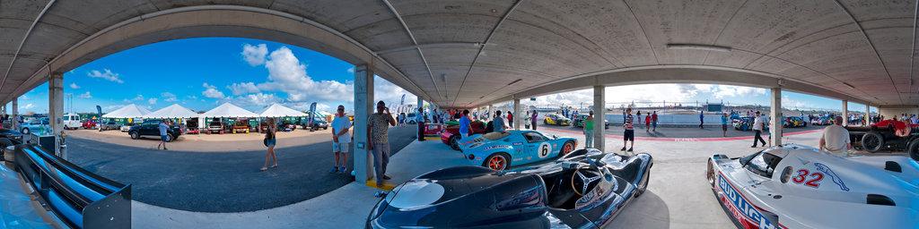 Top Gear at Bushy Park Barbados 2014 3
