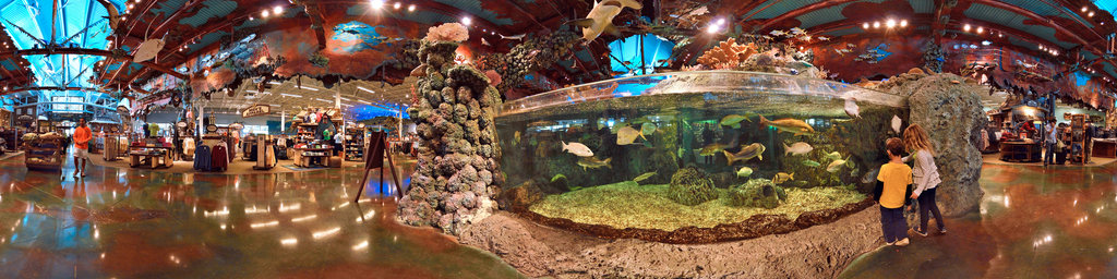 Bass Pro Shop Dolphin Mall Miami