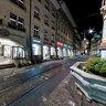Schützenbrunnen und Marktgasse