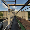 Cement Factory Kaltenleutgeben (demolished) - Worm Conveyor Bridge