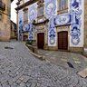 St Mary Church in Covilha Portugal