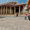 Temple of the Emerald Buddha Bangjok