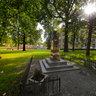 Park przy Placu Tadeusza Kościuszki Leszno Poland