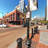 Start of the Gaslamp District