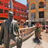 Westfield Horton Plaza Main Entrance, Lyceum Theater Entrance