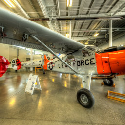 Historic Flight Foundation, Waco, Staggerwing, Beaver and Texan, Mukilteo, WA