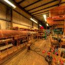 Museum of Flight Restoration Center, Loft Workshop, Everett, WA